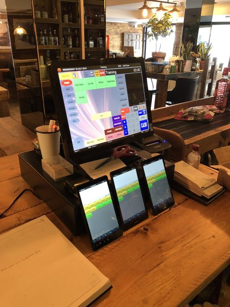 EPoS for Restaurants