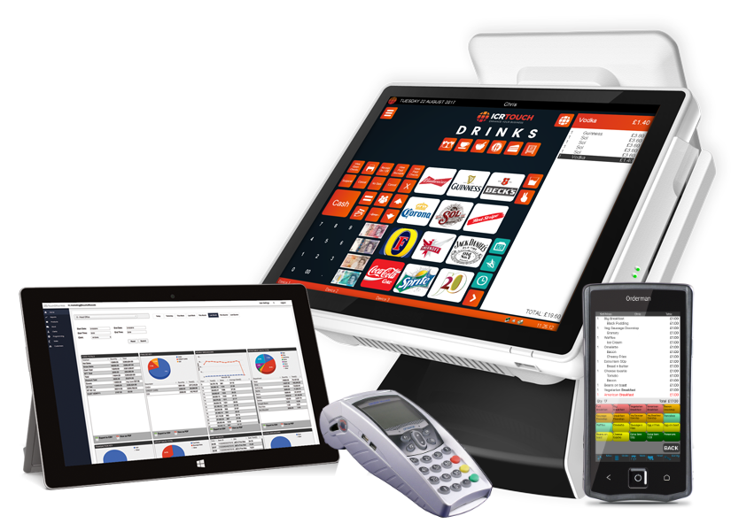 ICRTouch EPoS Software